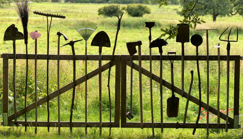 Puidust värav
